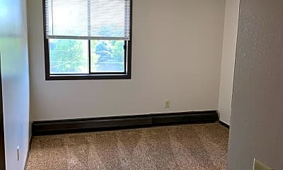 Bedroom, 3600 and 3610 E 6th Street, 2