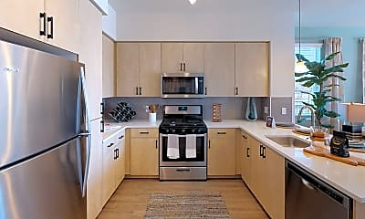 Kitchen, The Braydon Apartments, 1