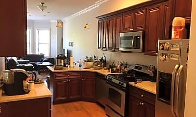 Kitchen, 1089 Beacon St, 1