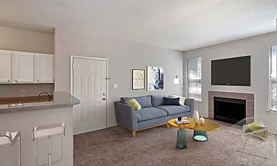 Living Room, Reserve at River Walk Apartment Homes, 0