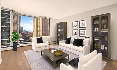 Living Room, 55 W Chestnut St, 1