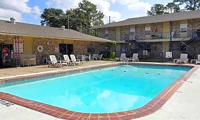 Pool, Sugar Mill Apartments - MS, 0