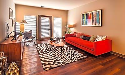 Living Room, 5618 Venice St, 0