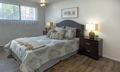 Bedroom, Park Place at City Centre, 1