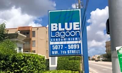 Blue Lagoon Condominiums, 1
