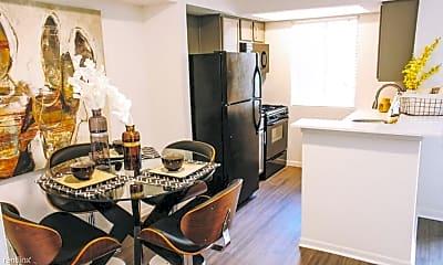 Dining Room, 1500 Spyglass Dr, 1