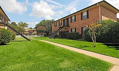 Building, Saddle Brook Apartments, 1