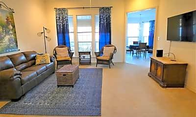 Living Room, 6109 Hollyhock Ln, 2