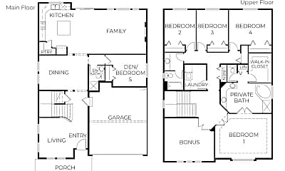 Living Room, 15372 200th Ave E, 2