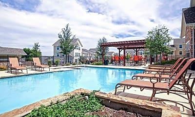 Pool, Harmon Villas, 1