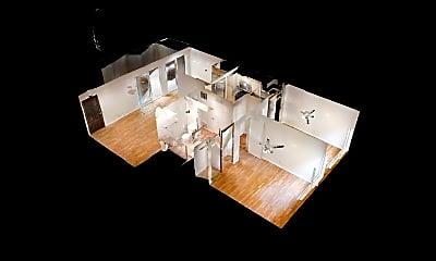 Bedroom, 503 Avenue G, 2