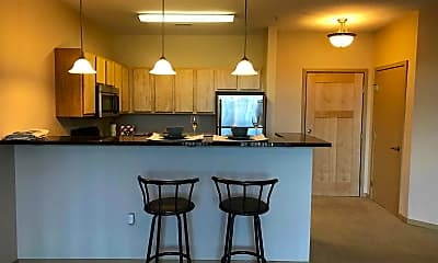 Kitchen, City Center at Deer Creek, 1