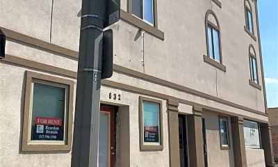 Building, 634 E Michigan Ave, 1