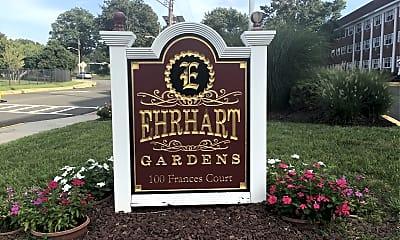 Ehrhardt Gardens, 1