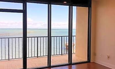 Living Room, 4350 Ocean Dr 205, 1