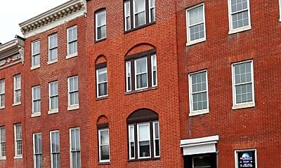Building, 112 W Mulberry St 401, 0
