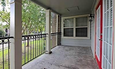 Patio / Deck, City Terrace, 2