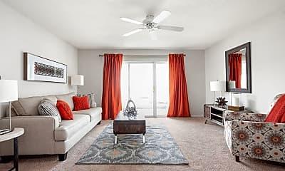Living Room, Bennington Pond, 0