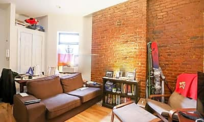 Living Room, 42 Clinton St, 1