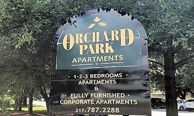 Orchard Park Apartments, 1