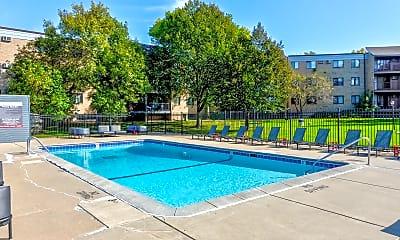 Pool, Eagan Place Apartments, 0