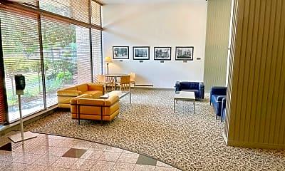 Living Room, 1711 Massachusetts Ave NW 306, 1