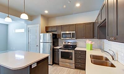 Kitchen, Calla Homes Apartments, 0