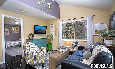 Living Room, 1441 E 17th Ave, 0