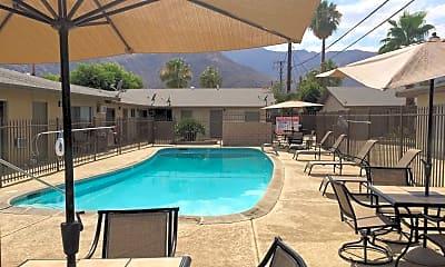 Pool, 685 East Vista Chino, 0