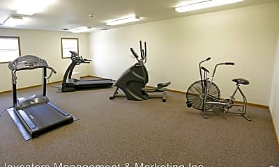 Fitness Weight Room, 2750 S. 38th Street, 2