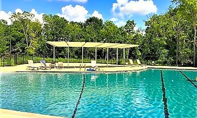 Pool, 8013 Dampton Lane, 1