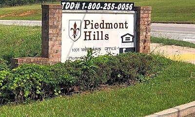 Piedmont Hills Apts, 1