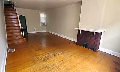 Living Room, 2641 Bainbridge St, 1