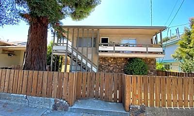 Patio / Deck, 3138 California St, 1