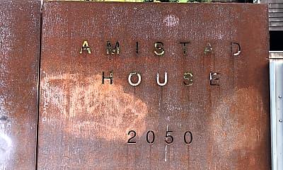 Amistad House, 1
