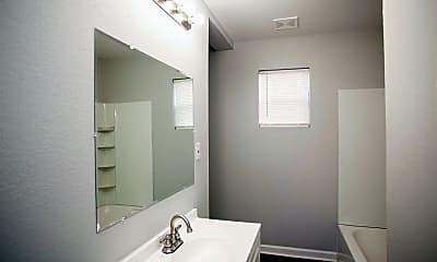Bathroom, 550 Bivens road east, 2