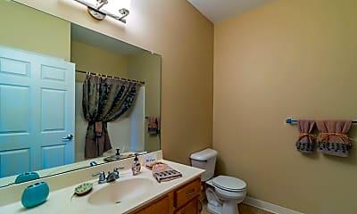 Bathroom, The Residences at Carronade, 2