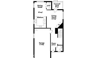 4816 Windblown Court, 1