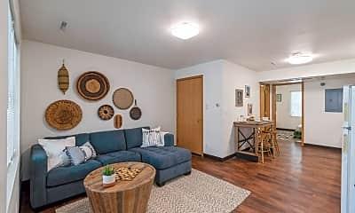 Living Room, 212 Hayward, 1