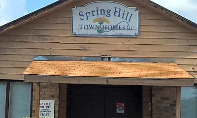 Springhill Townhomes, 1