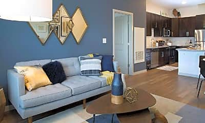 Living Room, 50 Woodview Way, 0