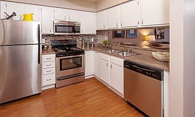 Kitchen, The Cottages on Edmonds, 0