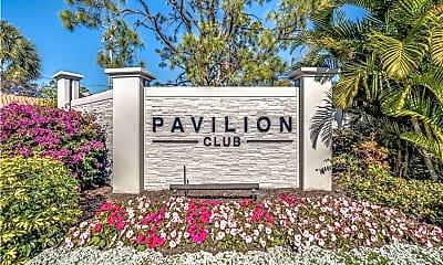 Community Signage, 851 Gulf Pavillion Dr 202, 2