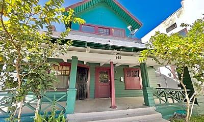 Building, 415 S Alvarado St, 2