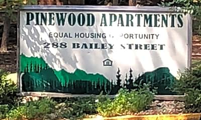 Pinewood Apartments, 1