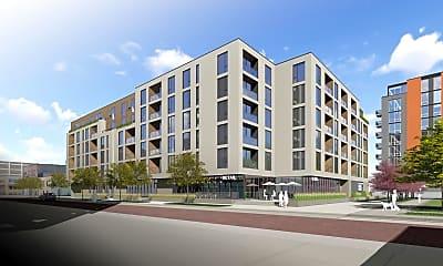 Building, 721 N 3rd St 602, 2