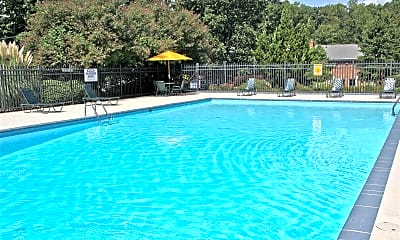 Pool, Hyde Park Townhomes, 1