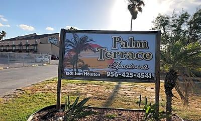 Palm Terrace Apartments, 1