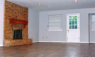 Living Room, 2524 Boxwood Ave, 1