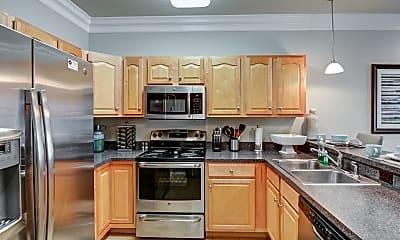 Kitchen, Stone Creek Village Apartments, 1